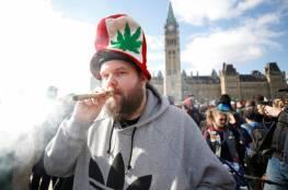 """كندا تسمح بالاستخدام الترفيهي لـ""""الماريغوانا"""""""