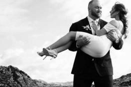 """""""أقوى رجل"""" في العالم يتزوج.. ونصف متر يثير جدلا"""