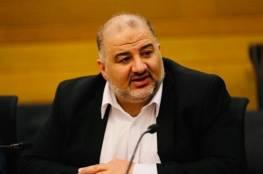 القائمة الموحدة قررت دعم حكومة برئاسة نتنياهو.. بشرط