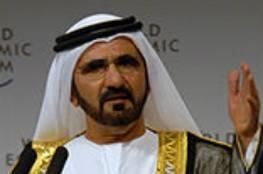 محمد بن راشد: الإمارات للكويت والكويت للإمارات