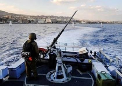 زورق اسرائيلي يخترق المياه اللبنانية قبالة الناقورة