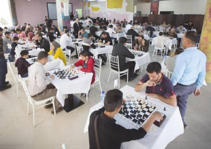 المصري: الاحتلال يعيق انعقاد بطولة النخبة للشطرنج