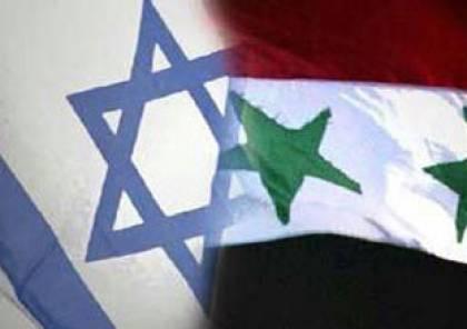 الغارة الاسرائيلية على سوريا .. استقدام حرب أم توريط للغرب؟!..مركز أطلس للدراسات الاسرائيلية