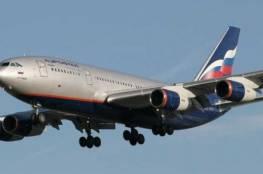 فيديو.. لحظة تحطم طائرة ركاب روسية