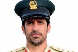 تعيين قائد جديد لشرطة دبي