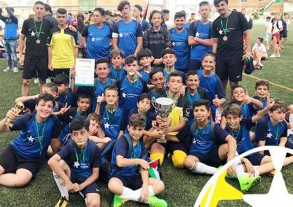 نجوم الكرة تختتم مشاركتها في بطولة برشلونة للفئات العمرية بنجاح