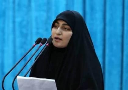 """ابنة سليماني تقتحم """"إنستغرام"""" بصورة """"مؤثرة"""".. وتعلق بالعربية"""