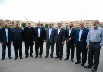 مصدر معقبًا على شائعات الاقامة الجبرية: وفد حماس يلقى كل ترحيب في القاهرة