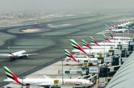 طائرة مسيّرة توقف رحلات الطيران بمطار دبي مؤقتا