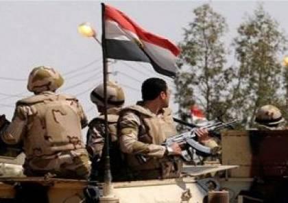 مقتل ضابط ومجند مصريين وإصابة آخرين قنصاً في سيناء