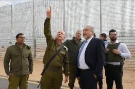 وسط حالة من الترقب والحذر.. اسرائيل تستأنف العمل لبناء جدار على حدود لبنان