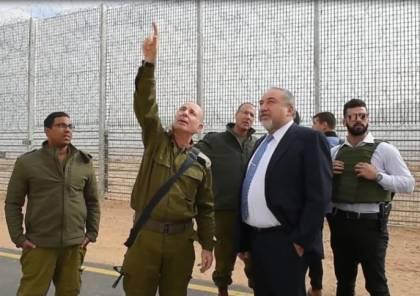 استقالة ليبرمان ..مستوطنو غلاف غزة فرحون وردود فعل اسرائيلية صاخبة