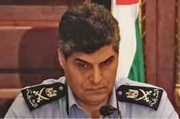 مدير عام الشرطة يأمر بالتحقيق في اجراءات اعتقال 31 شخصاً في رام الله ويفرج عنهم