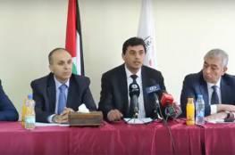 نقابة المحامين الفلسطينيين تعلن خطواتها الاحتجاجية المقبلة
