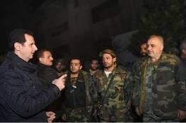 """""""واشنطن بوست"""": الأسد باق ولن يذهب"""
