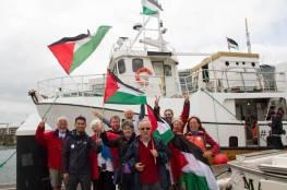 """الاحتلال يستولي على سفينة الحرية ويقودها إلى ميناد """"أسدود"""""""