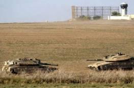 توغل محدود لآليات الاحتلال شرق رفح