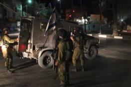 جيش الاحتلال يشن حملة اعتقالات واقتحامات واسعة في مدن الضفة