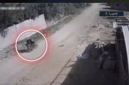 فيديو: الأمن الداخلي بغزة ينشر لقطات حول عملية تفجير موكب الحمد الله