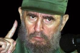 كاسترو: رافق 35 ألف امرأة إحداهن جاسوسة رفضت اغتياله وهذه أشهر غزواته الغرامية