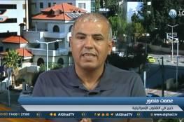 """(فيديو)- خبير يحذر من تبعات إقرار """"قانون"""" خصم مخصصات الأسرى والشهداء من عائدات الضرائب على السلطة"""