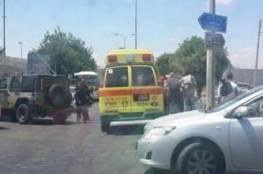 محاولة دهس جنود إسرائيليين قرب مستوطنة حلميش وفرار المنفذ