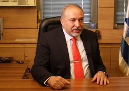 """ليبرمان يوجه رسالة الى سكان غزة حول تحويل القطاع الى """"سنغافورة """""""