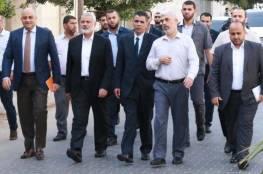 الحية: الوفد المصري يصل غزة الاسبوع القادم وعلى الوسطاء التدخل لإنقاذ التفاهمات