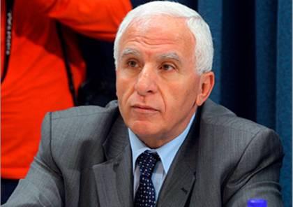 الأحمد يبحث مع السفير الروسي آخر التطورات الفلسطينية