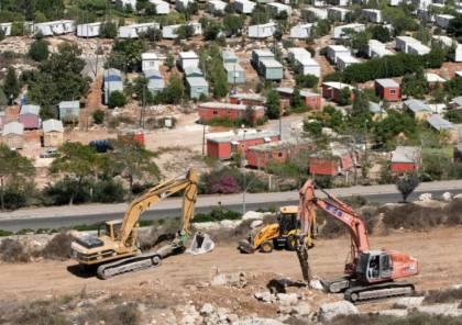 حكومة الاحتلال تصادق على بناء 270 وحدة استيطانية في بيت لحم