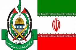 إيران : حركة حماس لم تبتعد عنا