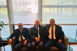 وفد فتح يصل القاهرة و سيؤكد الاستعداد الفوري لتنفيذ تفاهمات المصالحة