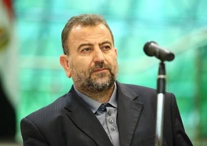 العاروري: الالتفاف الفلسطيني الموحد سيفشل صفقة القرن وورشة البحرين