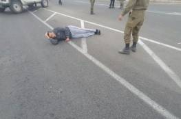 """الاحتلال يطلق النار على فلسطيني يعاني """"اضطرابات نفسية"""" في الخليل"""