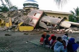 زلزال بقوة 6 درجات يضرب قبالة سواحل اندونيسيا