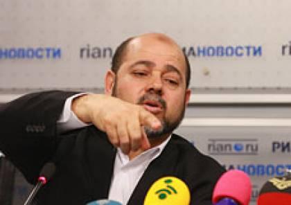 أبو مرزوق ينتقد أخطاء حكومة «حماس» ويدعو إلى تجنيب خطابها الإعلامي ما يفرق