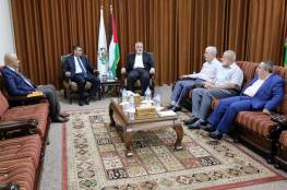 وصول الوفد المصري الى غزة عبر معبر بيت حانون يرأسه اللواء أحمد عبدالخالق