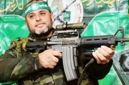"""""""القسام"""" تنعي الشهيد المقادمة اثر اصابته بقذيفة اطلقتها """"جهة مشبوهة"""""""