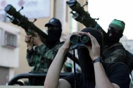 غزة : المقاومة تطلق النار صوب طائرة تصوير اسرائيلية