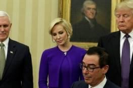 خطيبة وزير ترامب الفاتنة تظهر عاريةً في فيلمها الأخير..