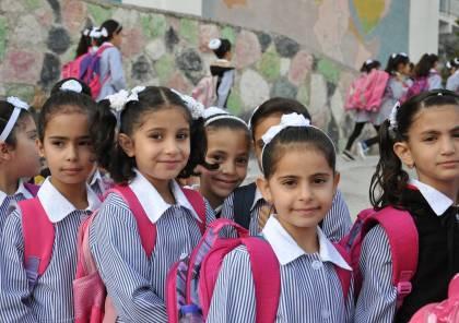 الطلاب يعودون لمدارسهم مجددًا في غزة ضمن إجراءات جديدة بسبب الكورونا