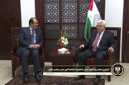 """وزير المخابرات المصري """"عباس كامل"""" يزور غزة والضفة قريبا"""