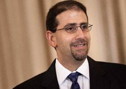 السفير الأميركي في إسرائيل يشدد على ضرورة بناء مؤسسات الدولة الفلسطينية
