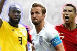 قائمة ترتيب هدافي كاس العالم 2018