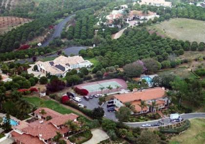 قصر سعود الفيصل في لوس أنجليس معروض للبيع بـ110 ملايين دولار (صور)