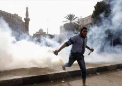 الجارديان: مصر تشتري قنابل غاز بـ 1.7 مليار إسترليني برغم الأزمة الاقتصادية