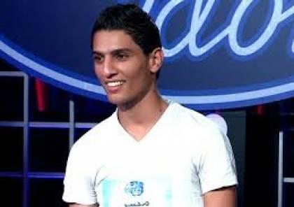 للتصويت للفنان الفلسطيني محمد عساف في برنامج 'عرب آيدل' أرسل رقم '3' في رسالة قصيرة على جوال: 37892 أو وطنية 6752