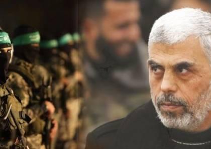 السنوار: اذا فرضت علينا الحرب فالاحتلال سيخلي تل ابيب ومستوطناته وهذا عهد علي