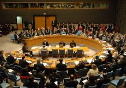 الفصائل الفلسطينية ترحب بقرار مجلس الامن المندد بالاستيطان