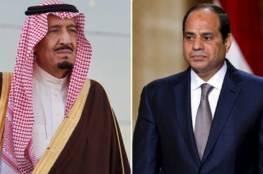 """مواقع مصرية : """"سلمان"""" يدير ظهره لـ""""السيسى"""" بالإمارات"""